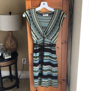 Light Sleeveless Anthropologie Sweater Dress